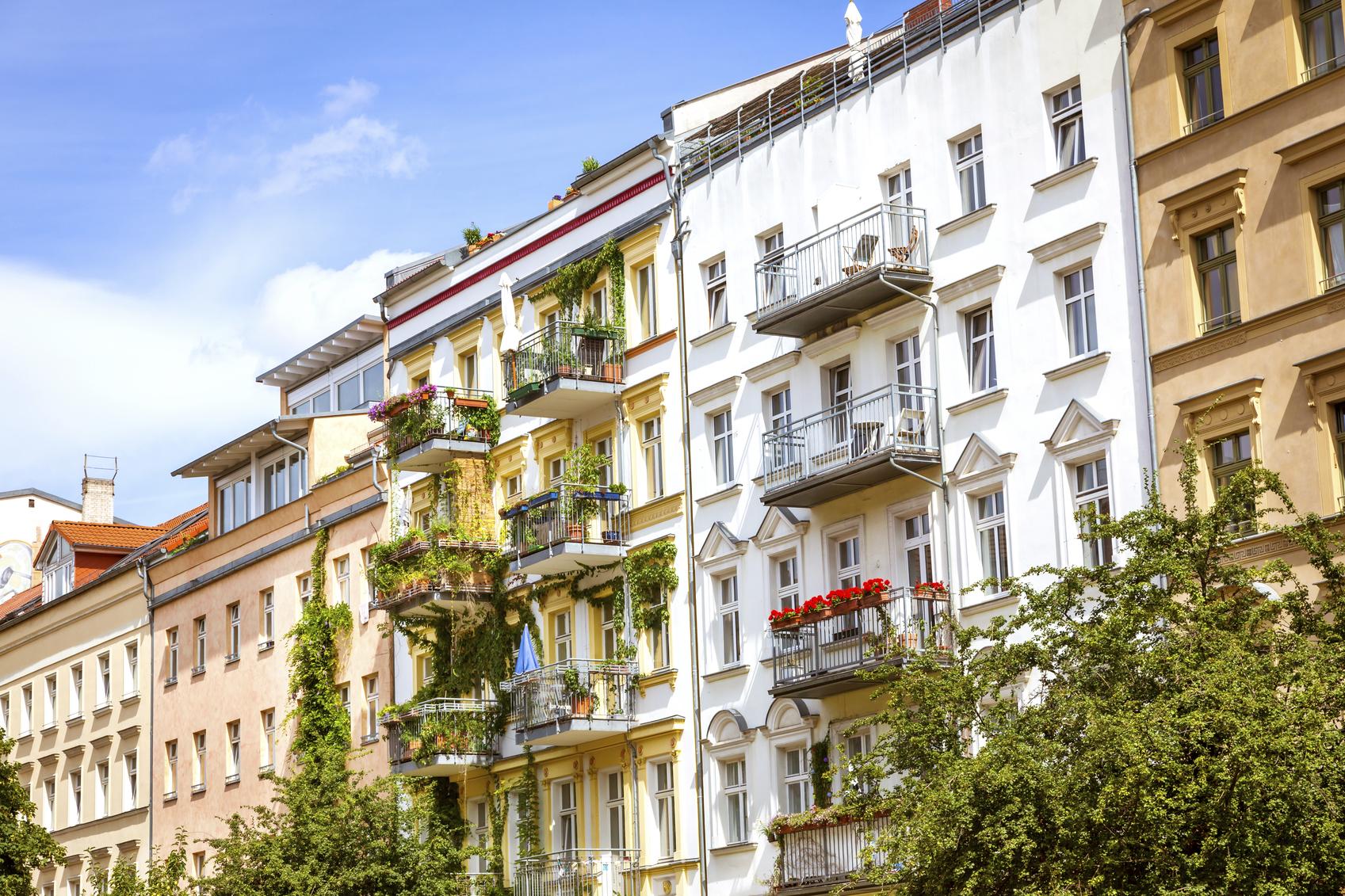 Altbauwohnungen erzielen mitunter eine höhere Rendite.
