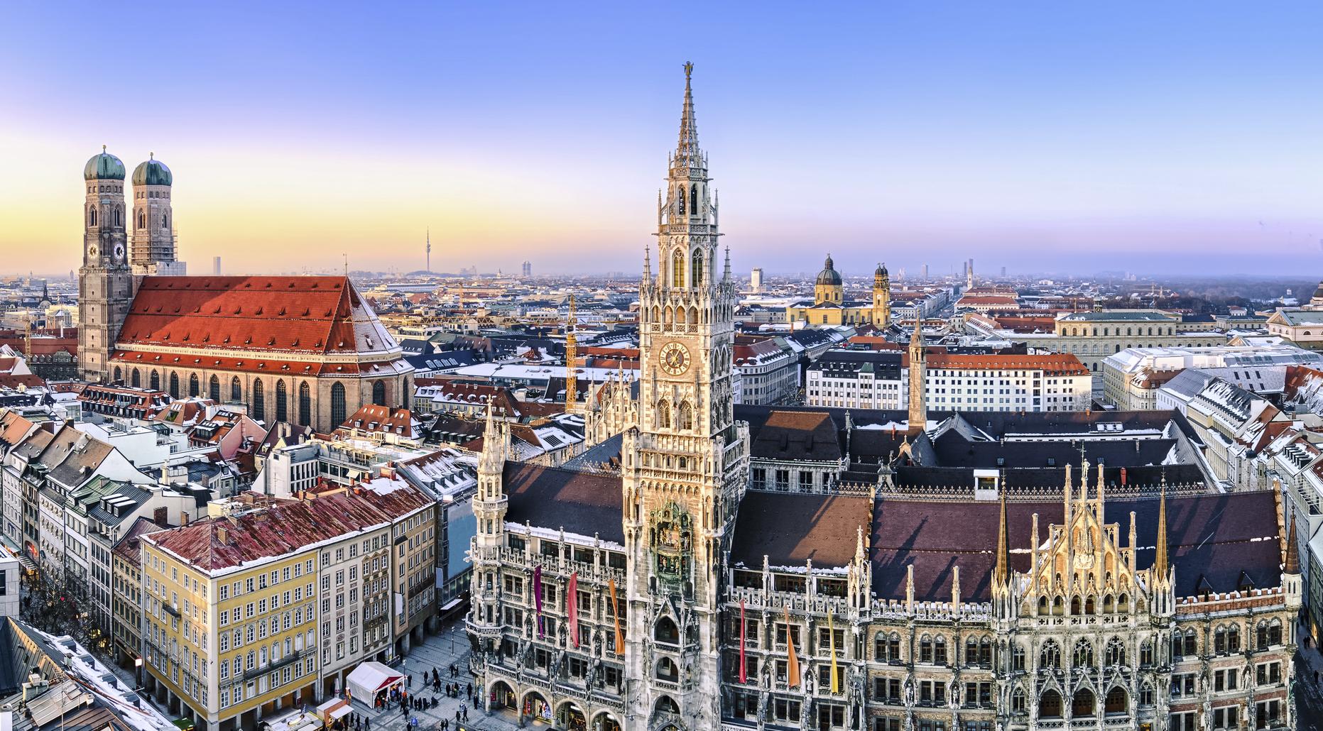 Nicht nur das Münchner Zentrum ist teuer